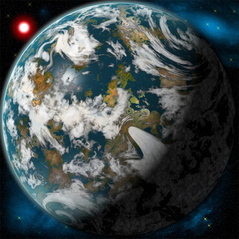 nasa planet found in unknown - photo #42